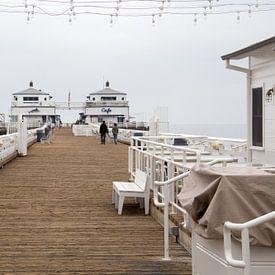 Pier van Malibu van Henk Alblas