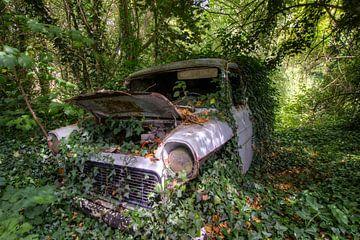 OLD CAR von michel van bijsterveld