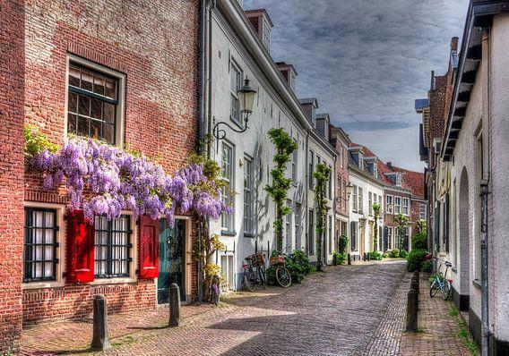 Muurhuizen IV historisch Amersfoort van Watze D. de Haan