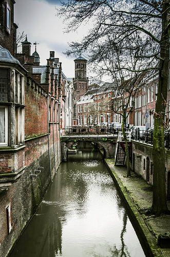 Utrecht - Kromme Nieuwegracht