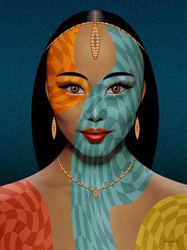 Unbekanntes Stammesmitglied (Teil 2) von Ton van Hummel (Alias HUVANTO)