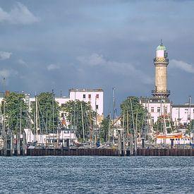 Warnemünde, Stadt am Meer von Peter Morgenroth
