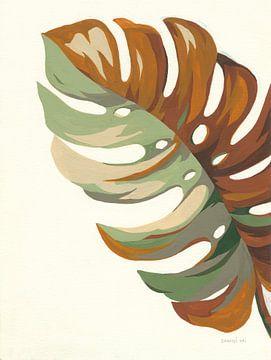 Retro Big Leaf III, Danhui Nai van Wild Apple
