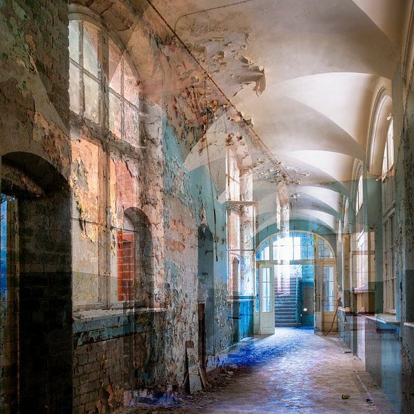 Fenster oder Hoffnung von Caroline Boogaard