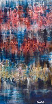 Particle Wave Reverie von Diana Wunderle