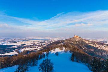 Burg Hohenzollern auf der Schwäbischen Alb von Werner Dieterich