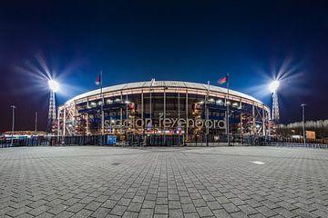 Feyenoord Rotterdam stadion de Kuip 2017 - 7