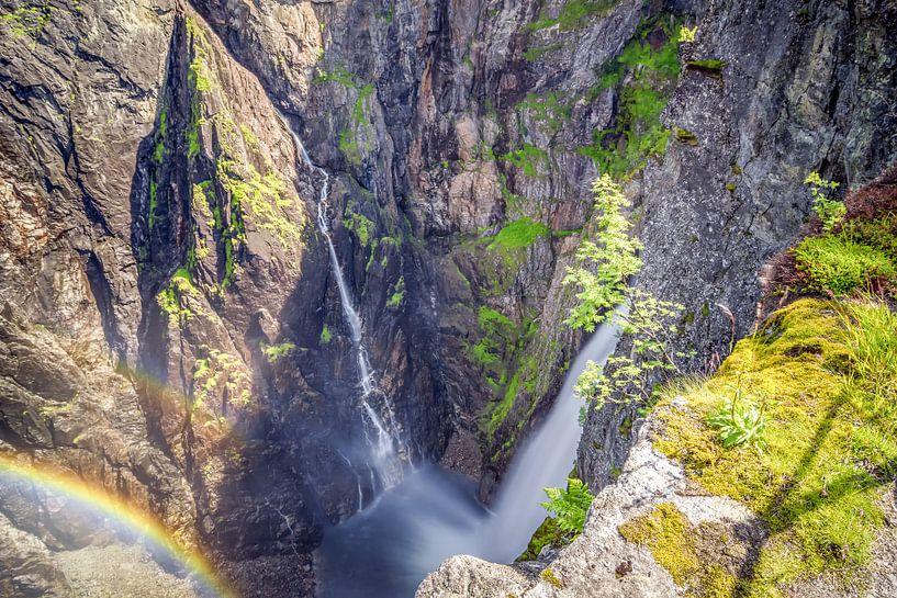 De watervallen van Robert Stienstra