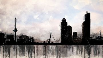 Stad Rotterdam van Arjen Roos