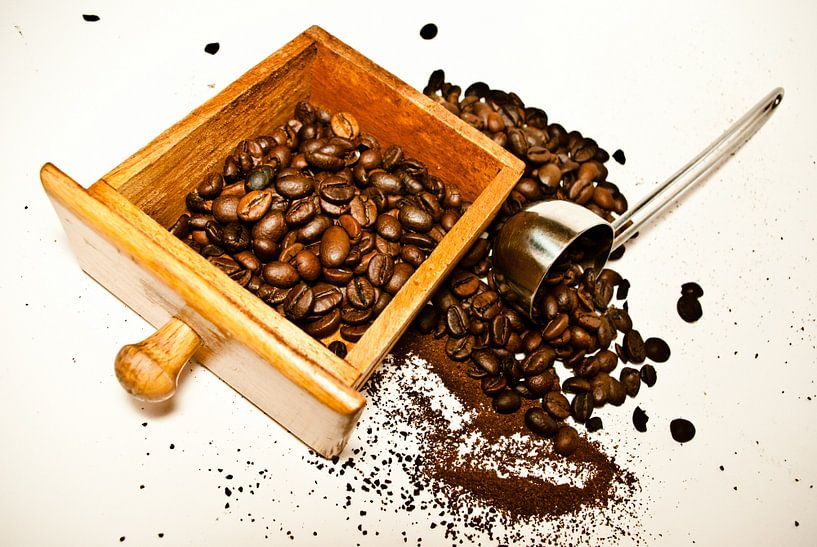 koffie 2 van Norbert Sülzner