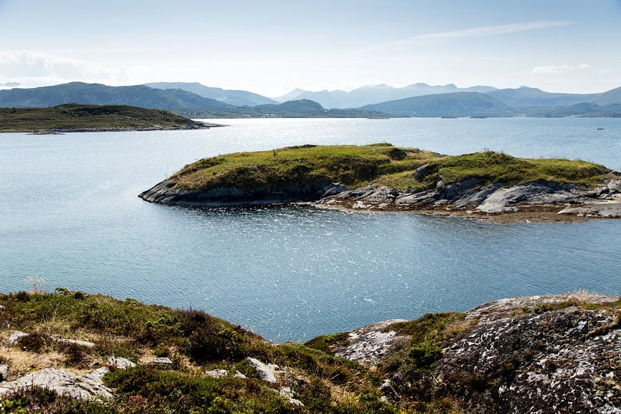 Noorwegen en zijn fjorden