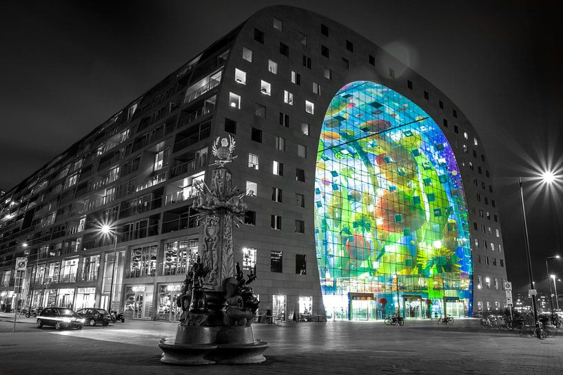 Markthal Rotterdam. van Timo  Kester