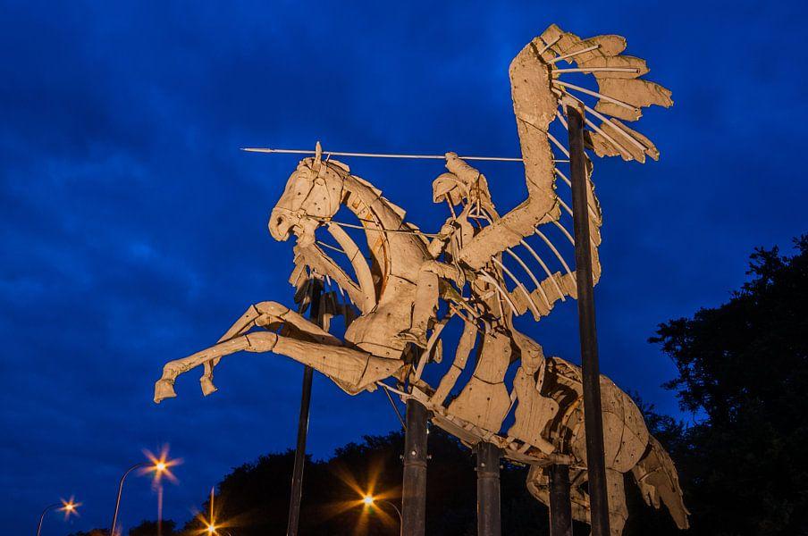 Pegasus in Diest