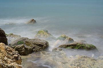 Côte rocheuse de l'Algarve sur Barbara Brolsma