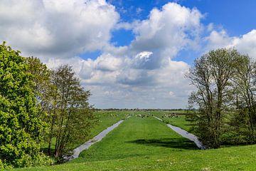 Nederlands polderlandschap van Hans Vos Fotografie