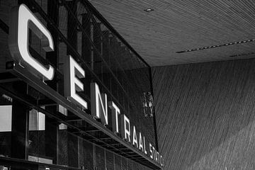 Centraal Station Rotterdam van Margo Smit