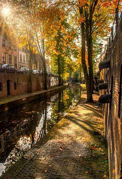 Nieuwe gracht,Utrecht