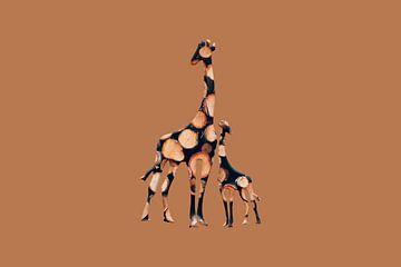 Girabois2 von Catherine Fortin