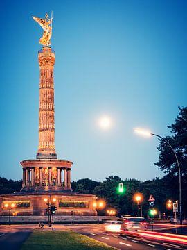 Berlin – Victory Column van Alexander Voss
