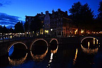 Amsterdam Canals von Sander Barlage