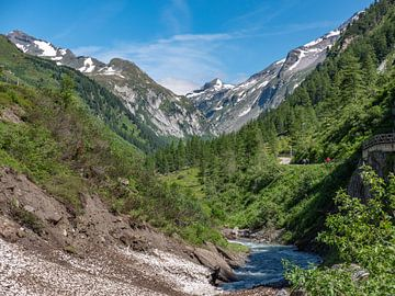 Beeindruckende Bergsichten im Dorfertal von Holger Spieker