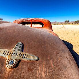 Hudson vol deuken van Rene Siebring