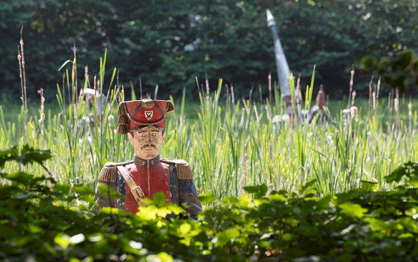 le vieux parc à thème abandonné, la terre d'autrefois. sur Compuinfoto .