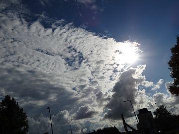 The Dutch Clouds 008 von MoArt (Maurice Heuts)