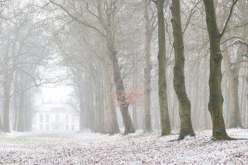 Winter in Heiloo van Mireille Breen