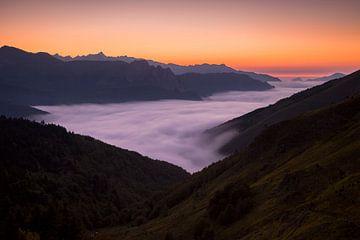 Pyreneeën van Frank Peters