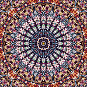 Mandala schoonheid van