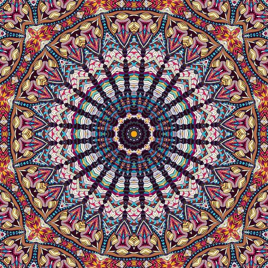 Mandala schoonheid