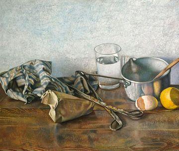 Feliu Elias. Stilleben - 1933 von Atelier Liesjes