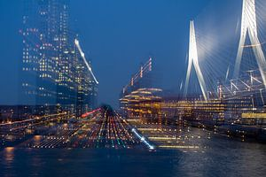 Spetterend Rotterdam van