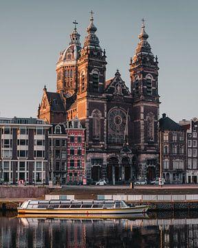 Basilica of St. Nicholas, Amsterdam, Netherlands sur Lorena Cirstea
