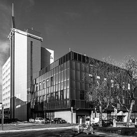 Heerlen, voormalige Stadskantoor. van Leo Langen