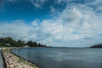 Deense kust van ina van zandwijk