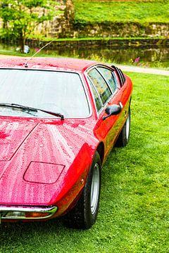 Lamborghini Urraco Italiaanse klassieke sportwagen van Sjoerd van der Wal