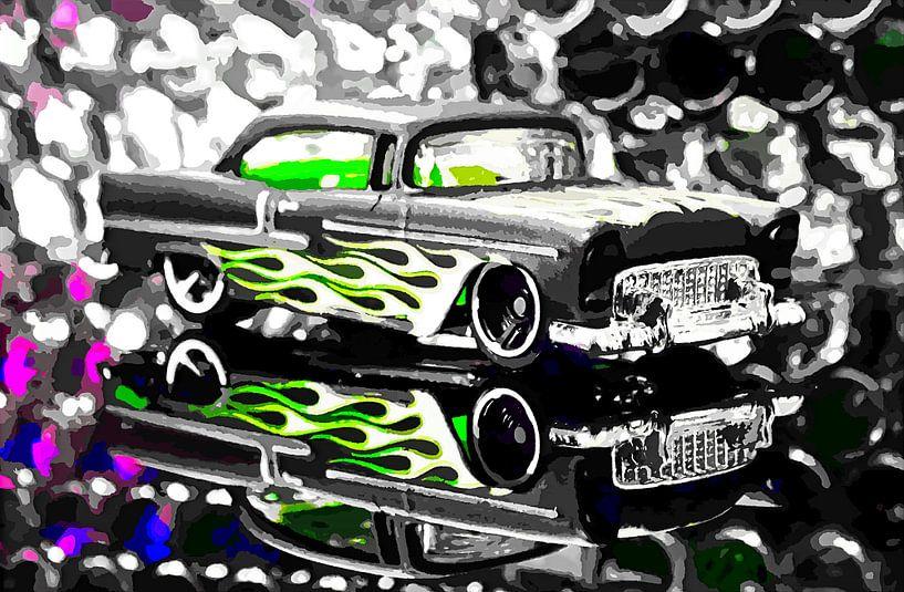 Street Cruiser - American Way Of Drive 8 By Jean-louis Glineur von Jean-Louis Glineur alias DeVerviers