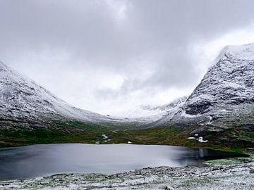 Norwegen, Trolsteigen. von Henri van Rheenen