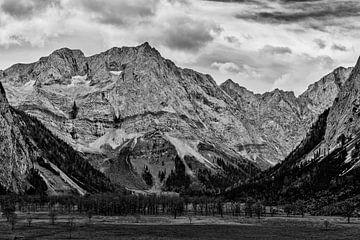 Ahorngrond in de Karwendel van Denis Feiner
