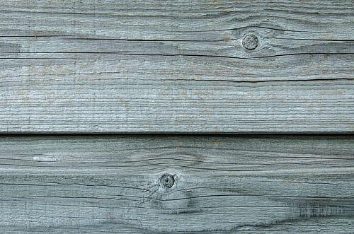 Oud hout van de schuur