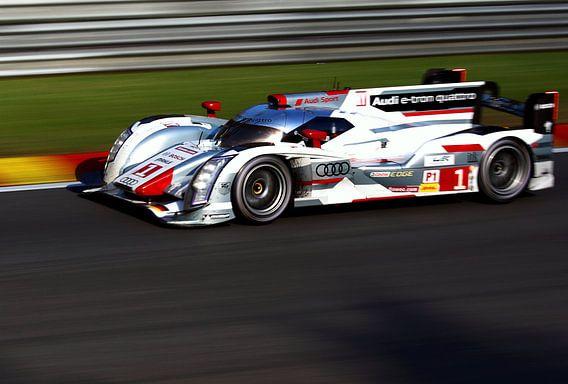 Audi E-Tron Quattro Spa Francorchamps