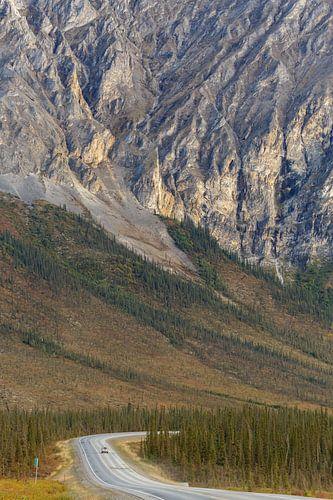 Big mountain  van