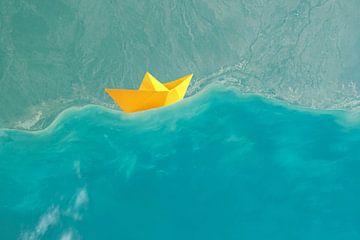 Origami sur Jacky Gerritsen