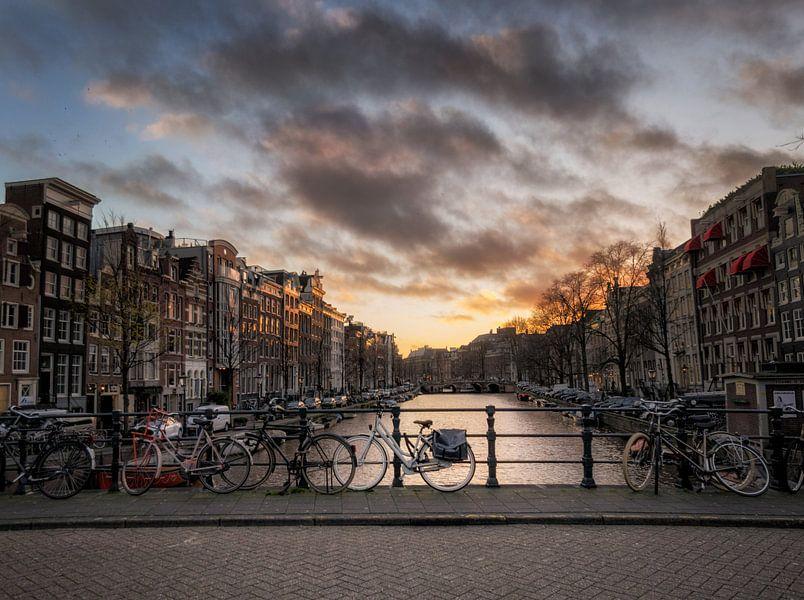 Dramatic Amsterdam van Splash Gallery