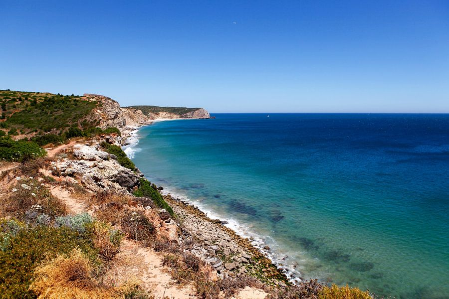 Boca do Rio - Algarve - Portugal van Jacqueline Lemmens