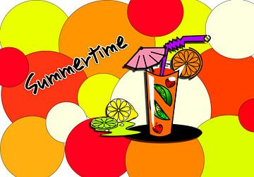 Summertime1 van Rosi Lorz