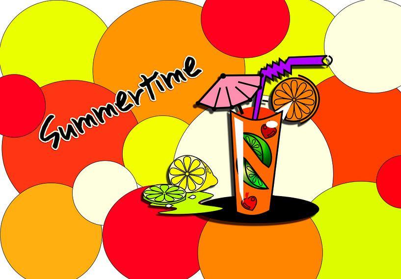 Summertime1 van Roswitha Lorz