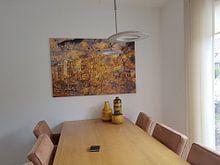 Photo de nos clients: Rusty Amsterdam sur Frans Van der Kuil, sur toile